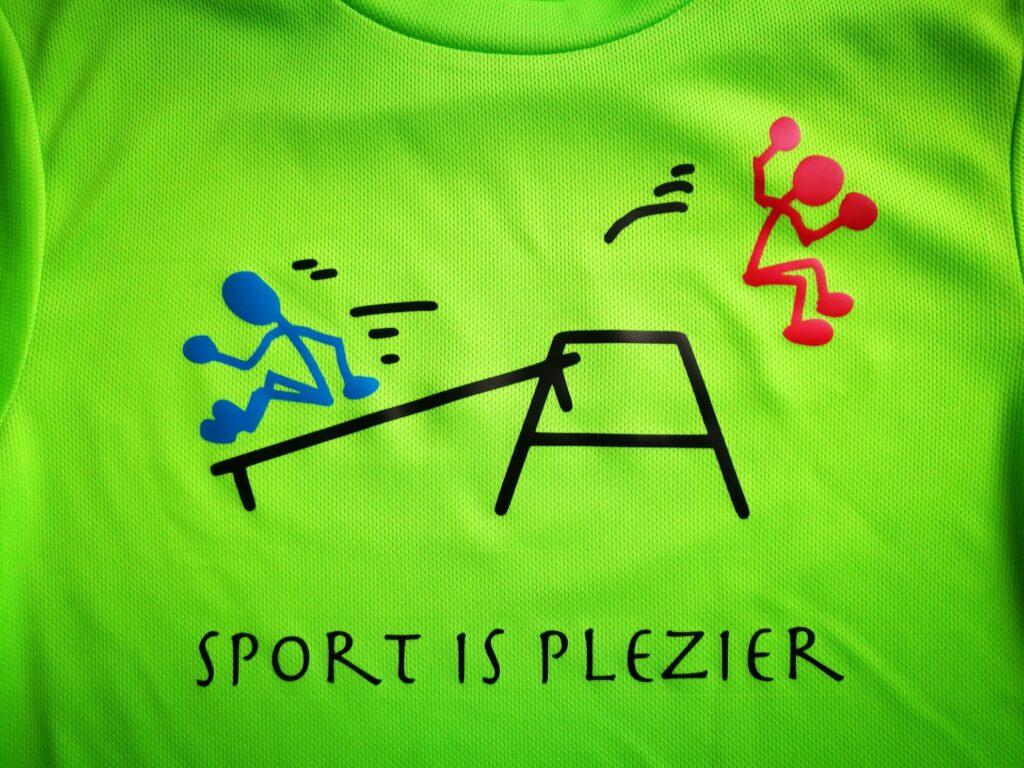 Sport is Plezier Glijbaan